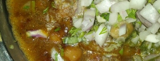 New Bombay Chaat Centre is one of mu.