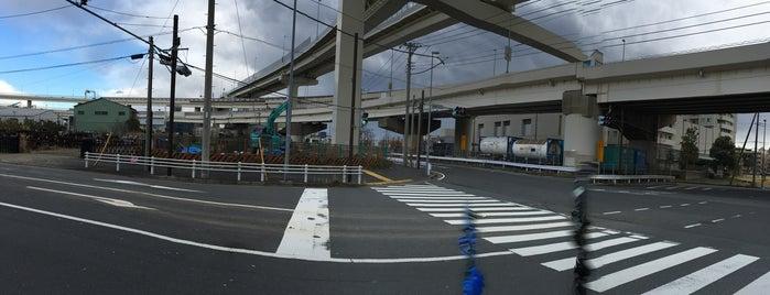 本牧JCT is one of 高速道路.