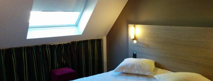 Escale Oceania Hotel Quimper is one of Hoteles en que he estado.