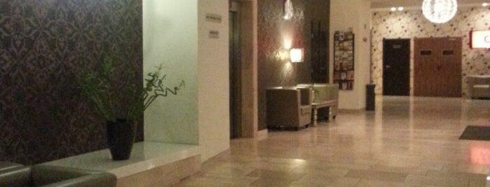 Elephant Design Hotel is one of Prague.