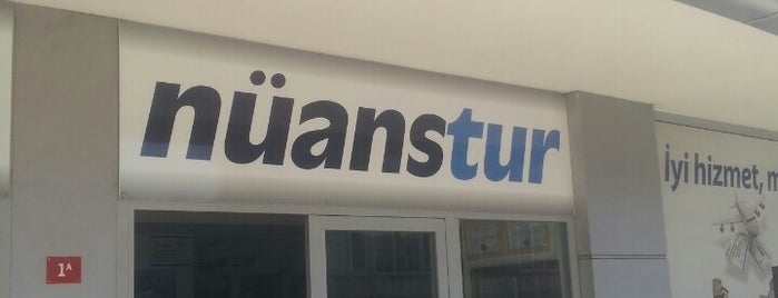Nüans Turizm is one of KAYNAK HOLDİNG.