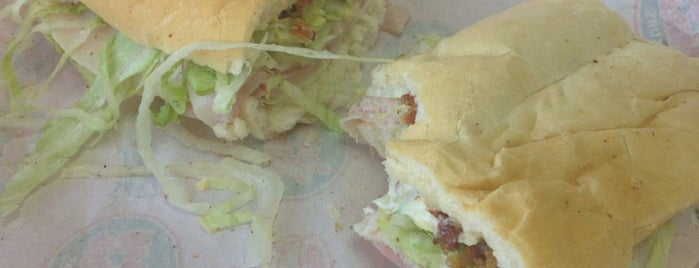 Jersey Mike's Subs is one of mari to do.