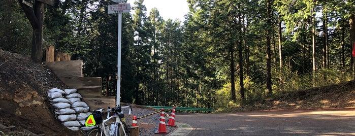 古賀志林道 頂上 is one of サイクリング.