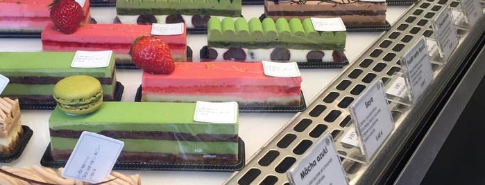Sadaharu Aoki is one of Pastries, Bread and Cheese in Paris.