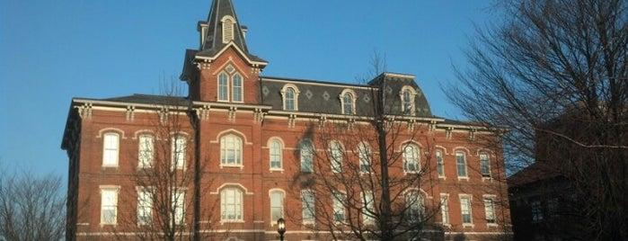 University Hall (UNIV) is one of Purdue.