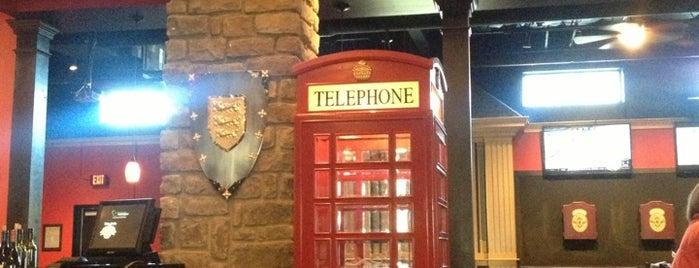 Union Jack's British Pub is one of bars.