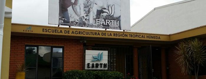 EARTH San José is one of SAN JOSE CR.