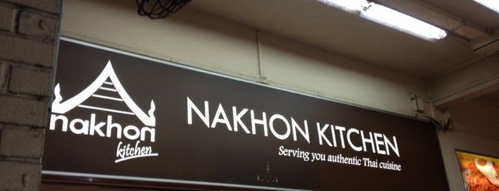 Nakhon Kitchen is one of The 15 Best Places for a Curry in Singapore.