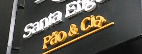 Santa Efigênia Pão & Cia is one of Café da Manhã.
