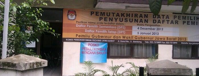 Kelurahan Arjuna is one of Kantor Pemerintah Kota Bandung.