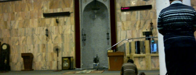 Al-Falah Mosque is one of Top picks for Food Trucks.