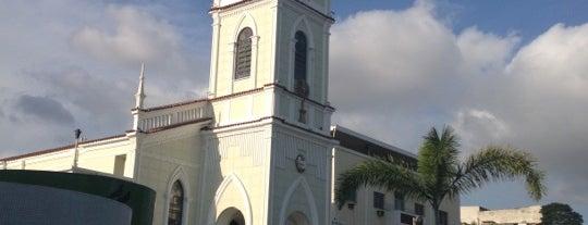 Igreja Católica São João Batista is one of #Rio2013 | Catequese [Portuguese].