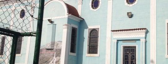 Igreja de Nossa Senhora Das Graças is one of #Rio2013 | Catequese [Portuguese].
