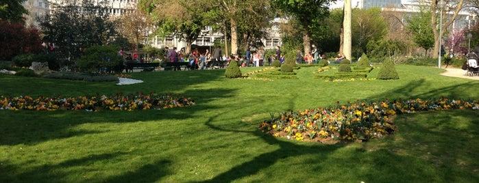 Jardin Villemin is one of Parcs, jardins et squares - Paris.