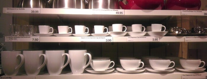 Crate & Barrel is one of New York.