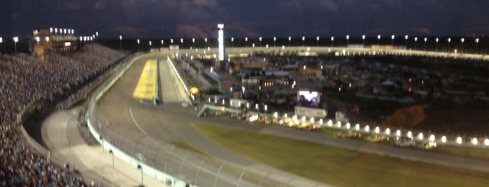Homestead-Miami Speedway is one of Florida, FL.