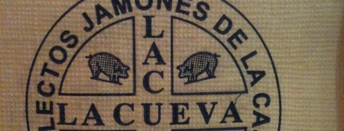 La Cueva de 1900 is one of Comer en Madrid.