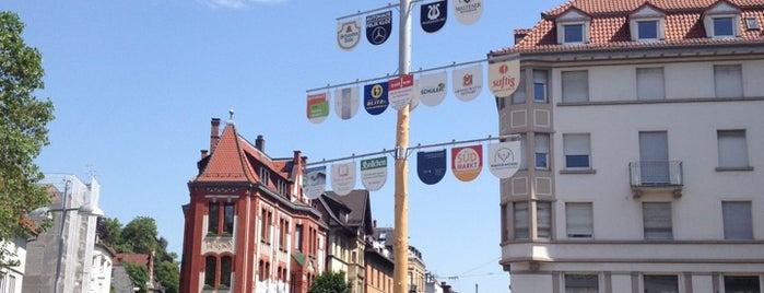 Marienplatz is one of Stuggi4sq.