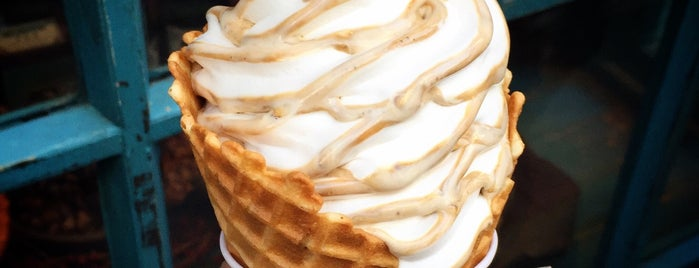 Florean Fortescue Ice Cream Parlour is one of The 15 Best Family-Friendly Places in Orlando.