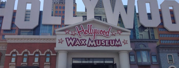 Hollywood Wax Museum Entertainment Center is one of Top 10 favorites places in Branson, MO.