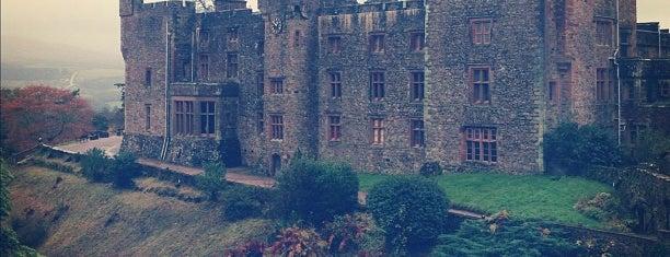 Muncaster Castle is one of Mel's Faves :).