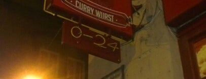 Curry Wurst is one of Food & Restaurant.