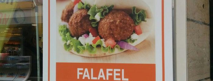 Mister Falafel is one of Dinner FRM.