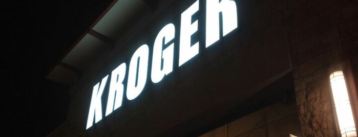 Kroger is one of Vegan's Survival Guide to Houston.