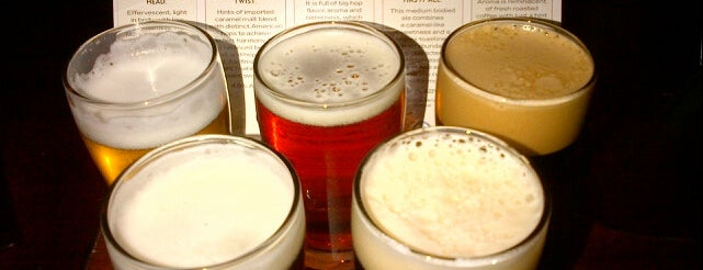 Emmett's Tavern & Brewing Co. is one of 2013 Chicago Craft Beer Week venues.