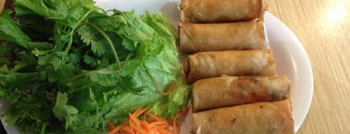 b10 Vietnamese Cafe is one of HOU Asian Restaurants.