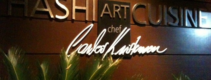 Hashi Art Cuisine is one of Restaurantes e Afins.