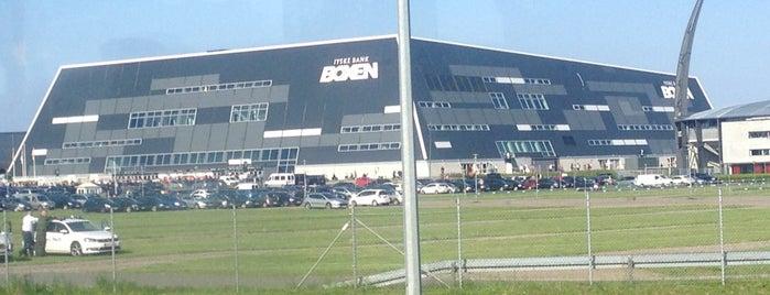 Jyske Bank BOXEN is one of All-time favorites in Denmark.