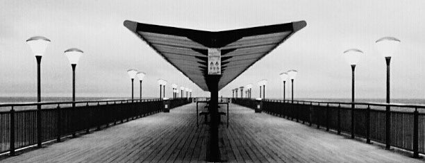 Boscombe Pier is one of Bournemouth.