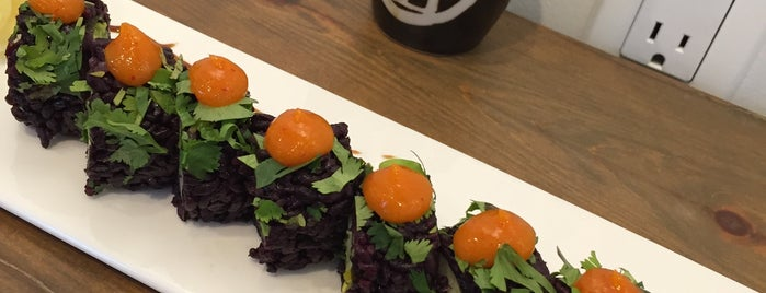 Beyond Sushi is one of The New Yorkers: Ladies Who Lunch.