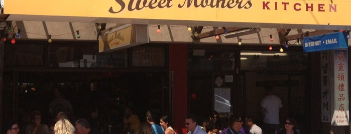 Sweet Mother's Kitchen is one of NZ to go.