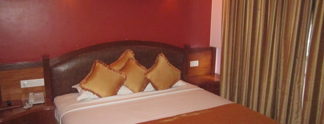 Hotels in Bangalore-Bell Hotel and Convention Centre is one of Hotels in Bangalore,Bell Hotel.