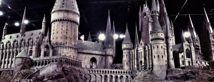 Warner Bros. Studio Tour London - The Making of Harry Potter is one of Dreamlands.