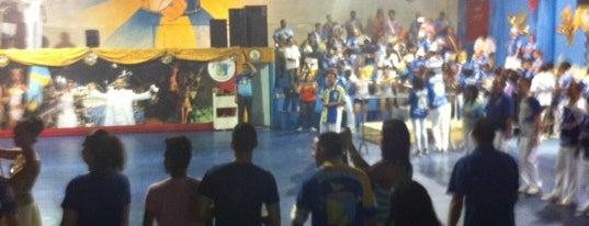 GRC Escola de Samba Uirapuru da Mooca is one of Escola de Samba.