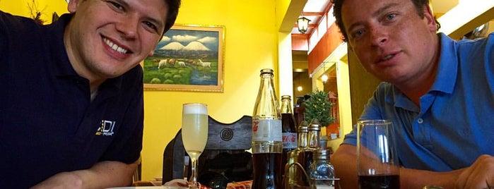 El Arriero Restaurant is one of Restaurantes Visitados.