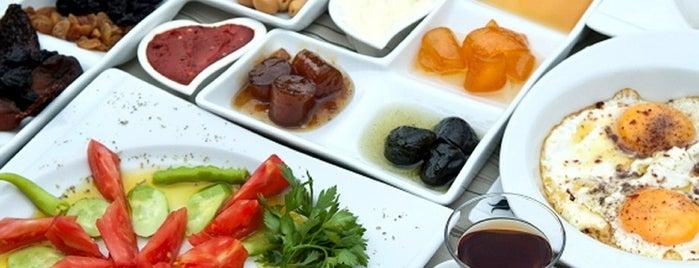 Çamlıbahçe Restaurant is one of Ycard.