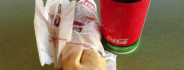The Pita Pit is one of Beach Restaurants.