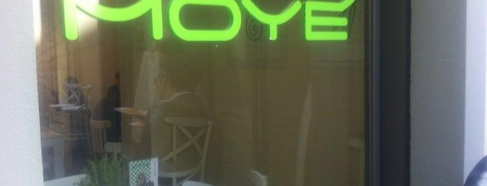 Moyé is one of ristoranti &.