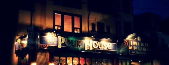Pour House is one of Bars and Clubs.