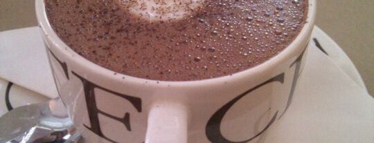 L.A. Burdick Chocolate is one of NYC Best Hot Chocolate from Restaurant Girl.