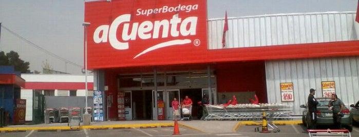 Acuenta is one of Peñalolén.