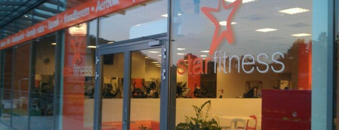 Star Fitness is one of Hegylakó Guide :).