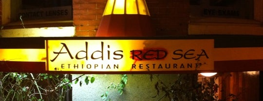 Addis Red Sea is one of Lunch, Anyone?.