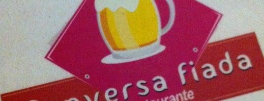 Conversa Fiada is one of Comer e Beber em Salvador.