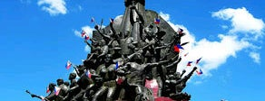 People Power Monument is one of Manila.