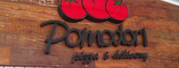 Pomodori Pizza is one of Best restaurants in BH, Brasil.